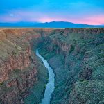 rio grande gorge and beyond photo tour, from the high bridge