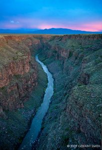 Rio Grande Gorge and beyond photo tour