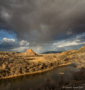 Abiquiu and the rio Chama valley