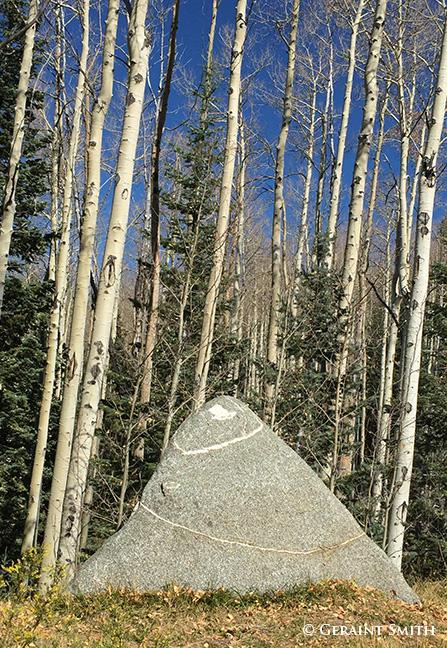 mountain geological survey santa fe national forest