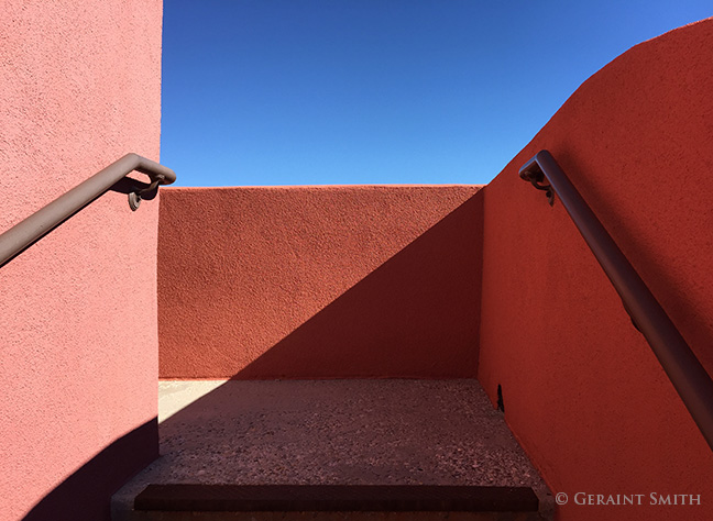 Santa Fe Colors, new mexico