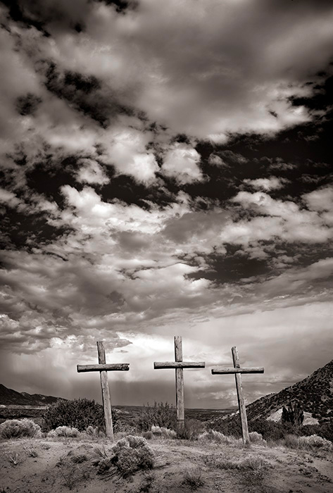 Three Crosses Abiquiu #2