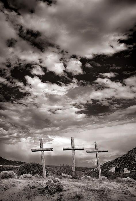 Three Crosses Abiquiu #2