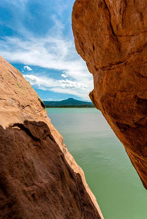 Pedernal Vista Abiquiu Lake