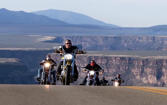 Gorge Bikers