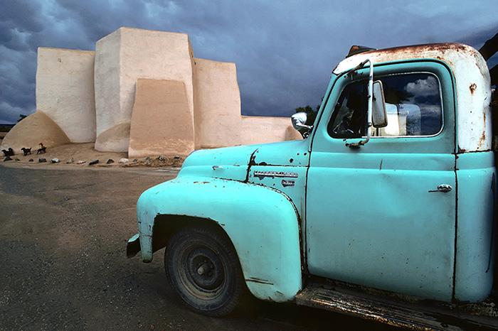 Saint Francis Truck