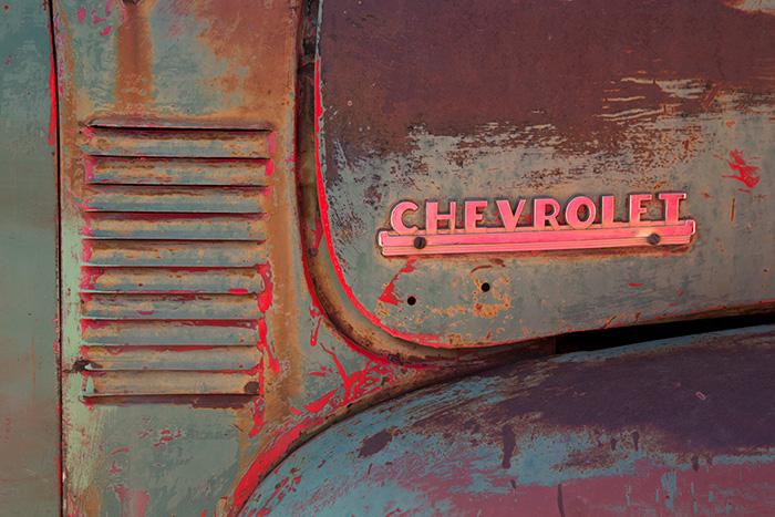 Chevrolet #1