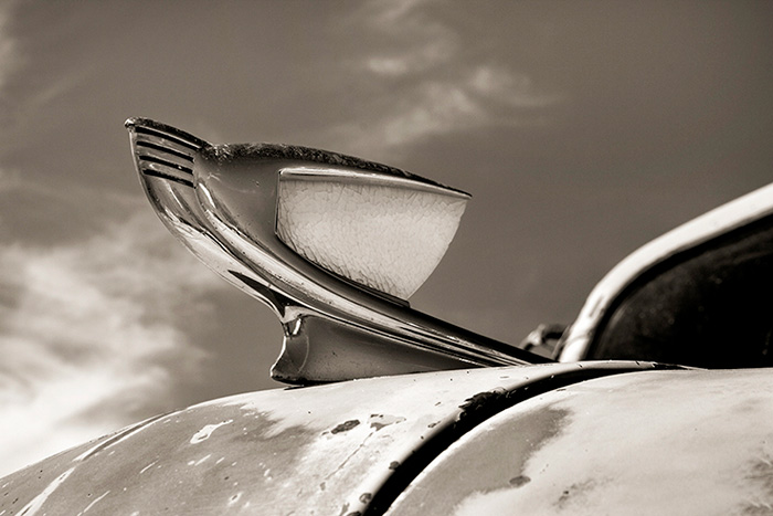 Dodge Hood Ornament #1
