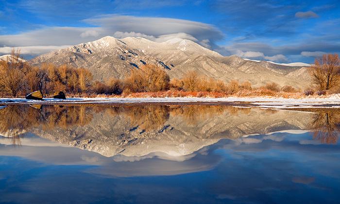 Taos Mountain Lake