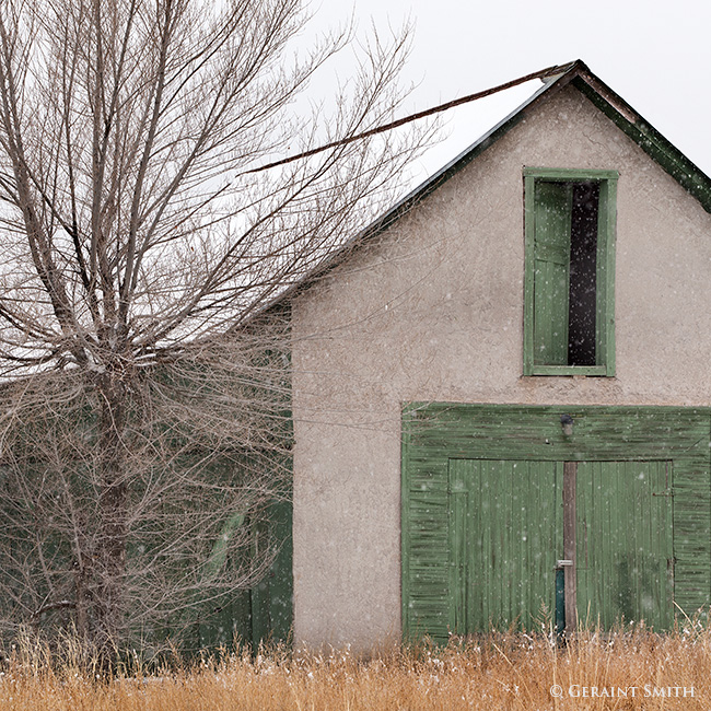 green barn el rito new mexico