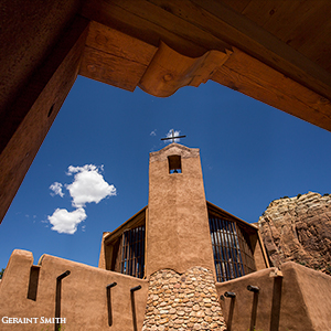 Christ in the Desert Monastery abiquiu new mexico