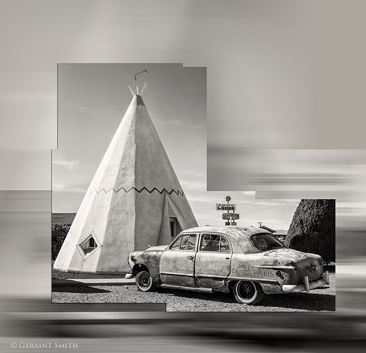 Stay in a wigwam motel holbrook arizona