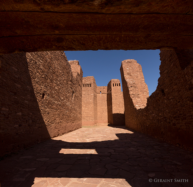 Quarai Ruins, Salinas National Monuments, New Mexico