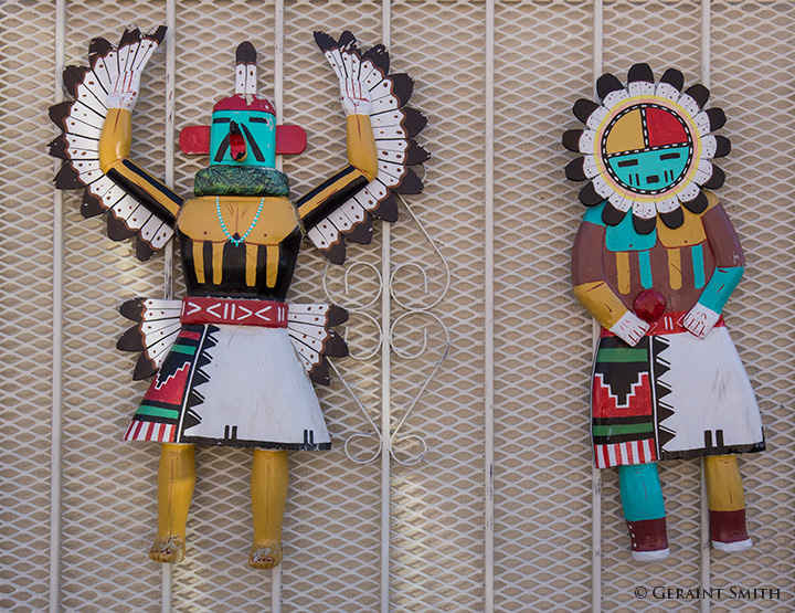 dancing kachina cut outs