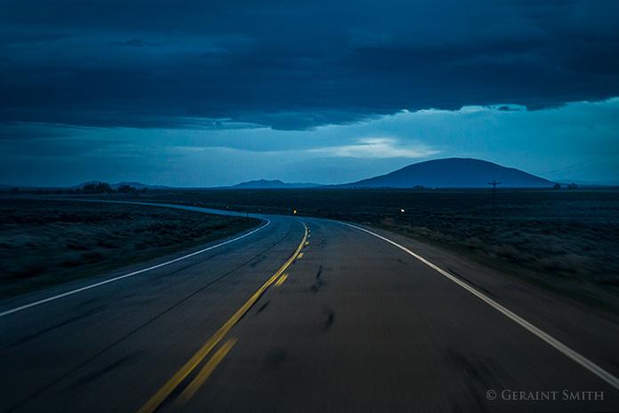 Ute Mountain Twilight