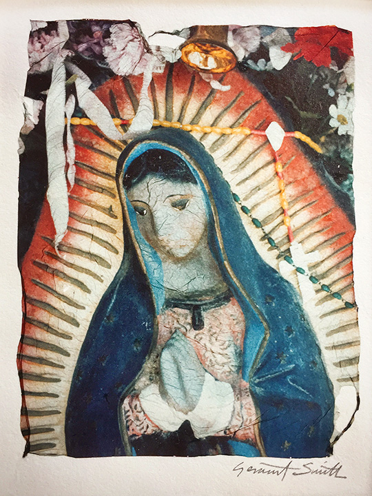 Our Lady Of Guadalupe Santuario de Chimayo