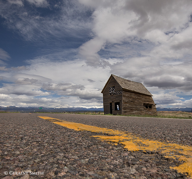 the road san acacio colorado