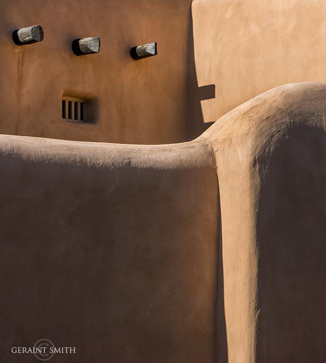 Santa Fe architectural detail