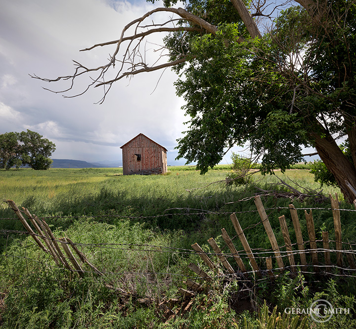 The Red Barn Revisited