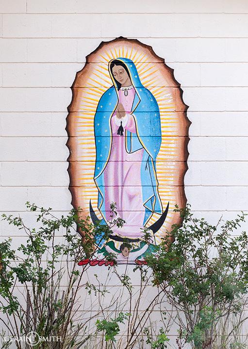 Guadalupe Shrine, Guadalupita NM