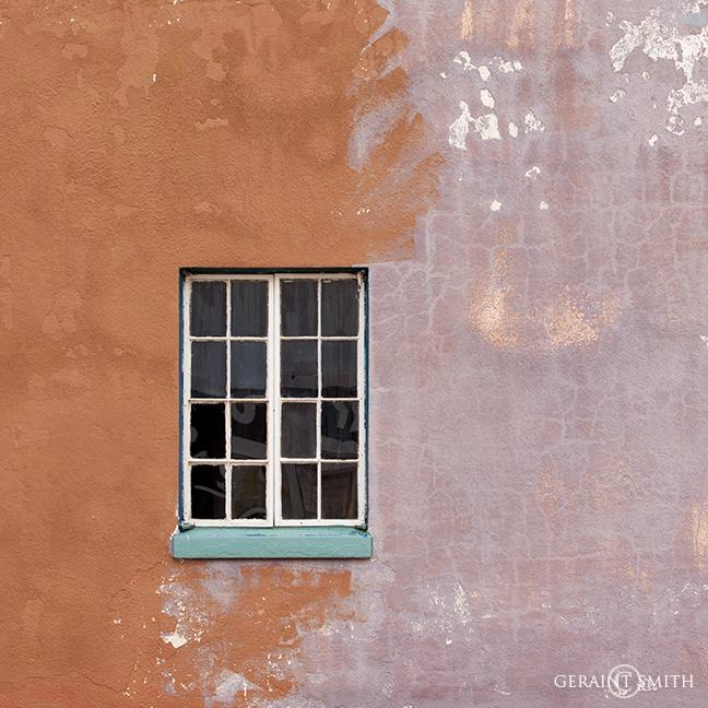 Wall Patina, Window