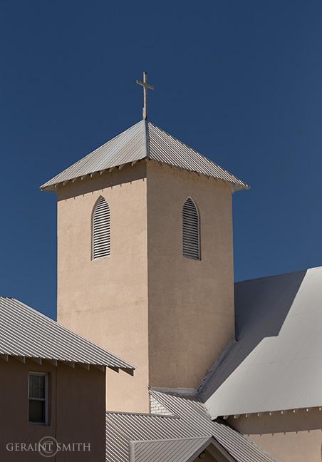 San José church los ojos