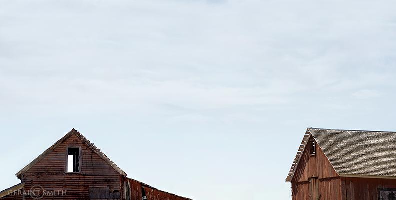 red barns colorado