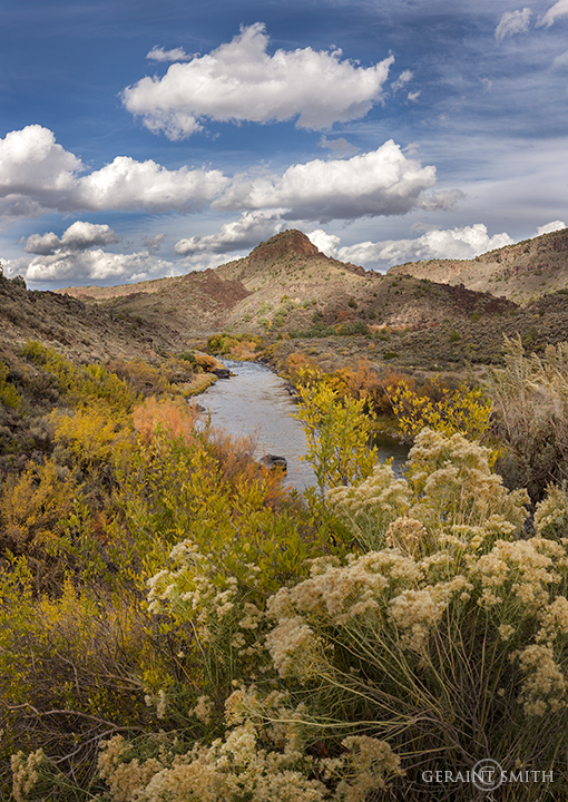 Taos Junction On The Rio Grande
