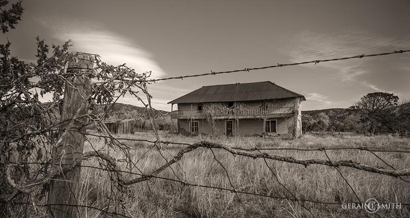 The Mansion, El Rito, New Mexico