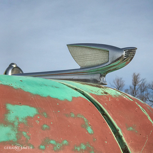 Hood Ornament Dodge Truck