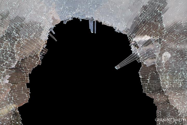 Broken Glass, Enter if You Dare