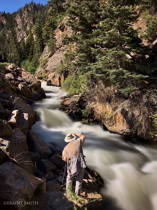 Rio Costilla Creek, New Mexico