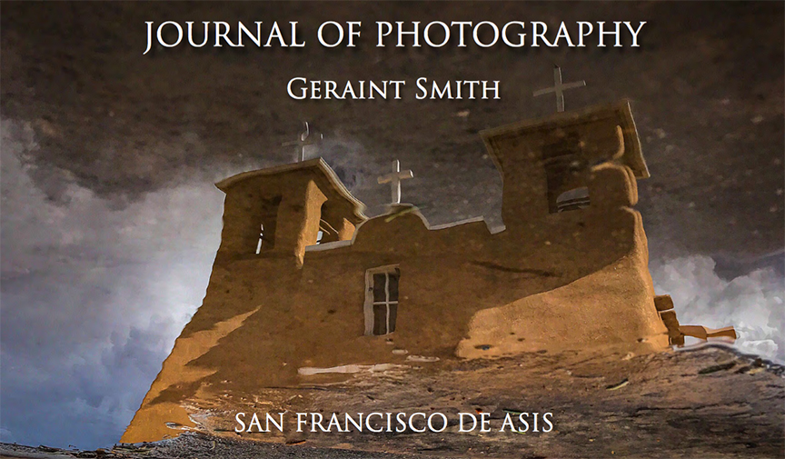 San Francisco de Asis, Journal of Photography