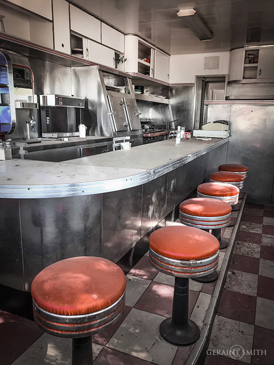 The Diner, Tres Piedras, New Mexico