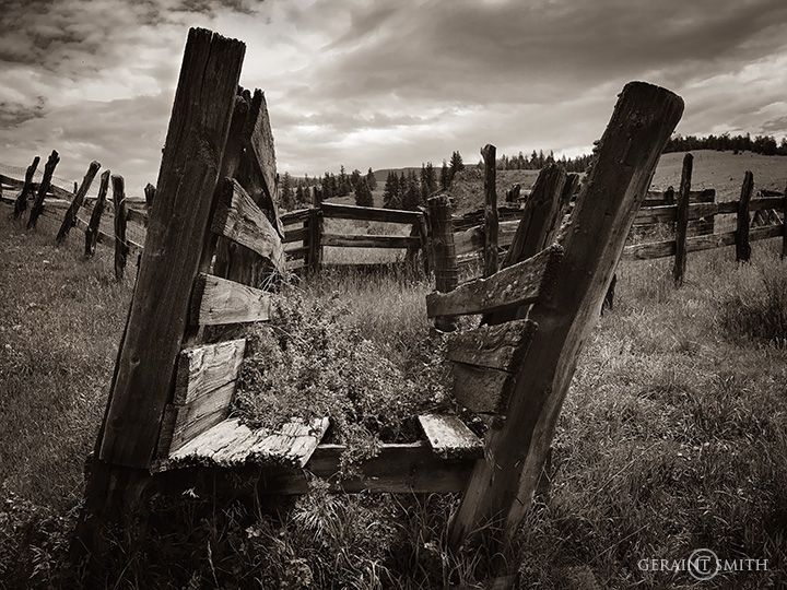 High Country, Old Corral