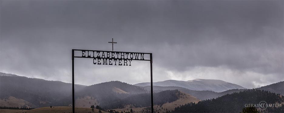 Elizabethtown Cemetery, Moreno Valley