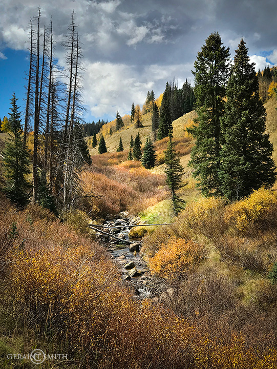 La Manga Creek, Colorado