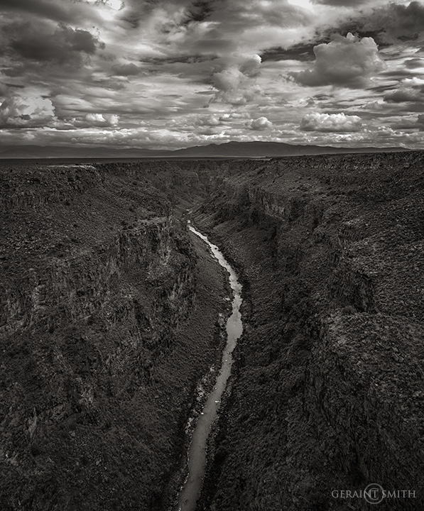 Canyon of the Rio Grande