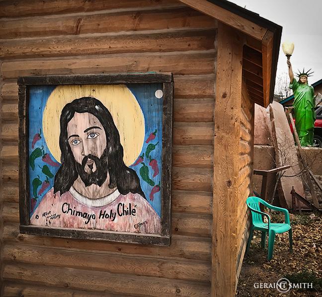 Chimayo Holy Chile