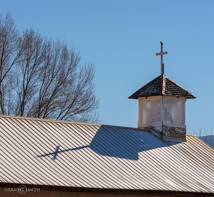 Santa Teresita de Jesus Chapel, El prado, NM