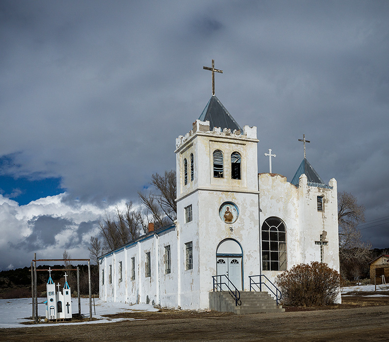 Church Of San Francisco, Colorado