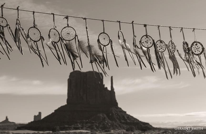 Dreamcatchers, with Left Mitten.