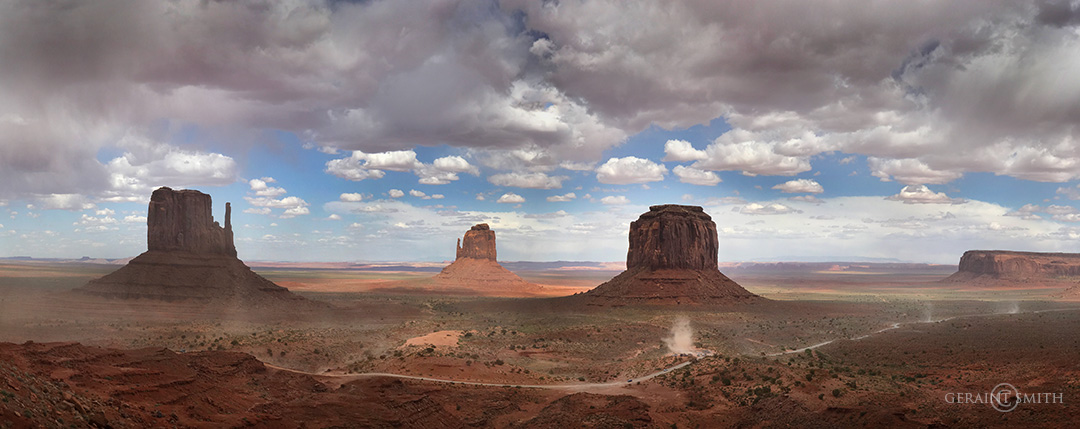 Monument Valley, Arizona, Utah.