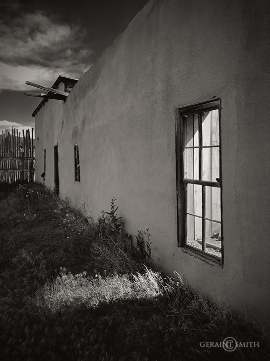 Window Light, Costilla, New Mexico