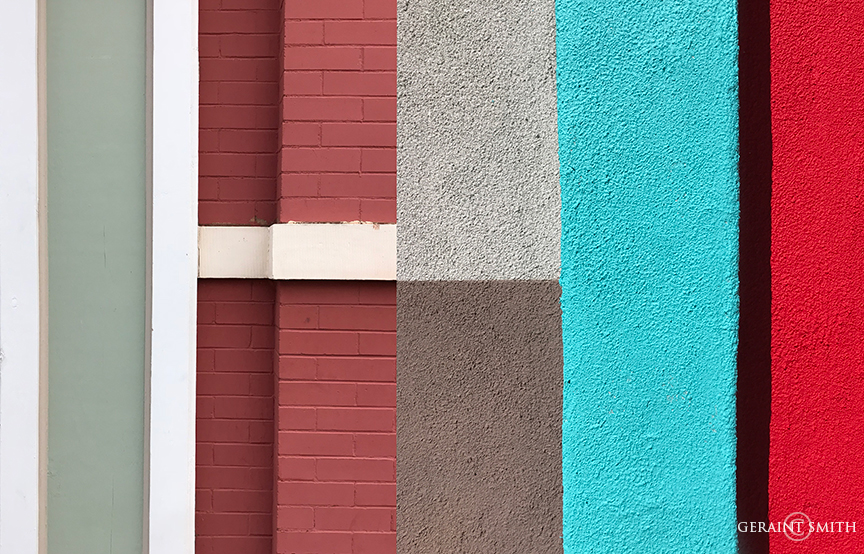 Building Decor Abstract Composition