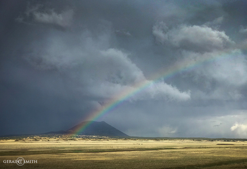Capulin Volcano, Rainbow, Northeastern NM
