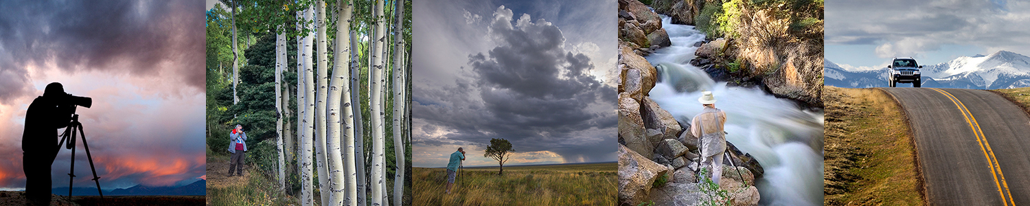 Photo Tour Workshops northern New Mexico, southern Colorado