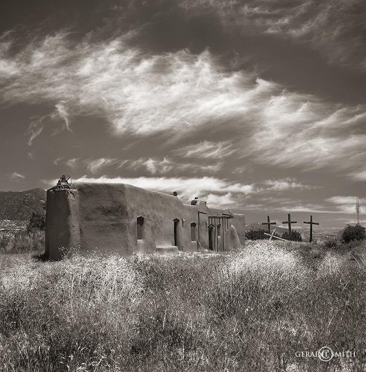 Penitente Morada Sky Abiquiu NM