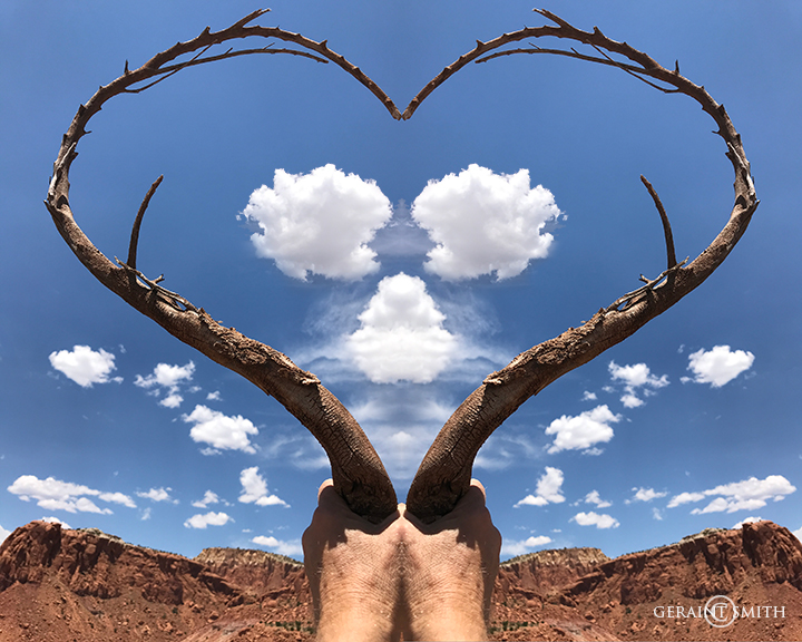 Desert Heart, at Ghost Ranch