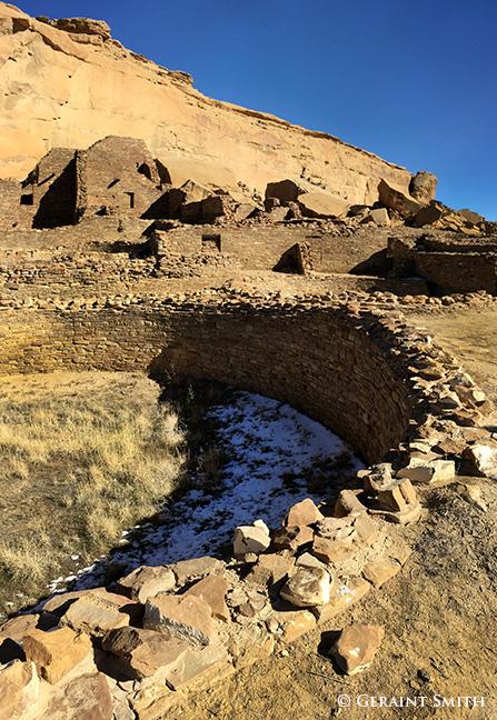 Chaco Canyon Kiva